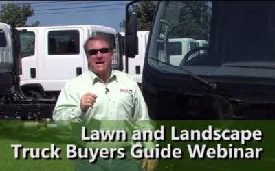 Super Lawn Trucks Announces Free Truck Buyers Webinar! Link Below!