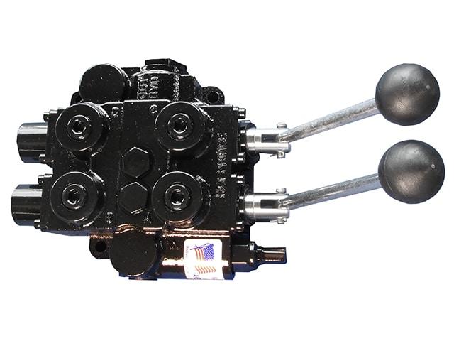 Dual Lever Hydraulic Actuator-Discontinued Design
