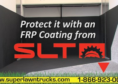SLT Coating Perfect for Lawn Care