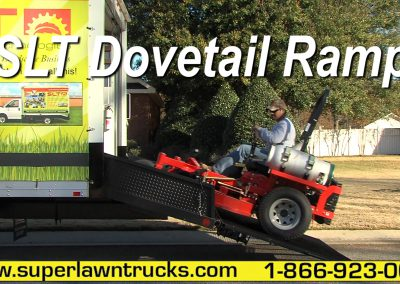 SLT Dovetail Ramp Option