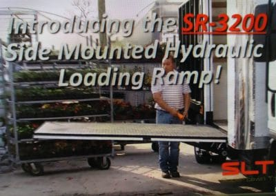 SR-3200 Hydraulic Side Ramp