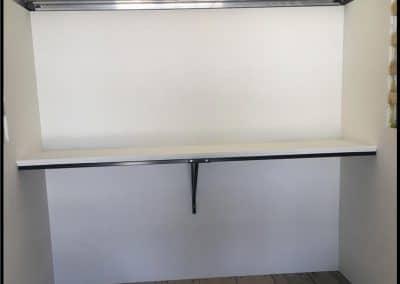 Single Utility Shelf $395.00