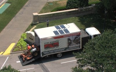 Super Mobile Solar Powered Charging System Transforms Lawn and Landscape Industry!
