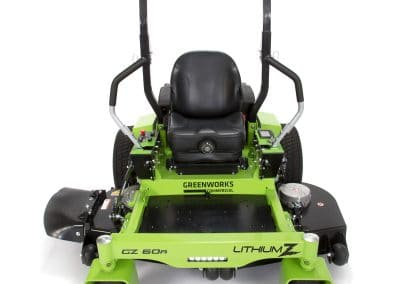 Greenworks Commercial Lithium Ion Z-Zero Turn Mower 60″ $20,999.00