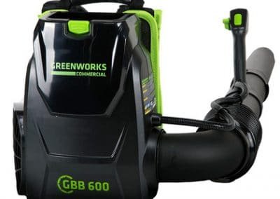 Greenworks-GBB600-82V-Back Pack Blower $179.00 (Tool Only)