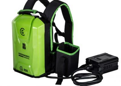 Greenworks GL900: 82V 900WH Backpack Battery $899.00