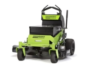 Greenworks 52 inch Fab Deck Lithium Ion Stand On Mower $19,999.00