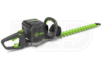 Greenworks GH260 Hedge Trimmer (Tool Only) $199.00