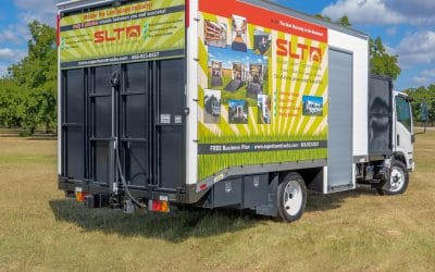Landscape Truck Rental a Cost-Effective Option for Contractors