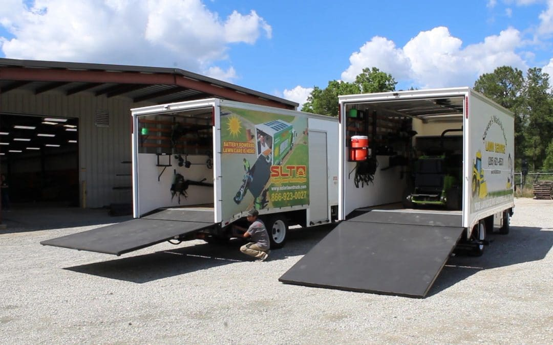 What Are the Problems You Can Have with the  Hydraulic Ramp by Super Lawn Trucks?
