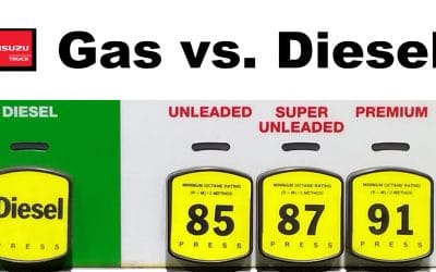 Isuzu Diesel Powered Trucks Verses Isuzu Gas Powered Trucks:  Which Costs More? by Tony Bass