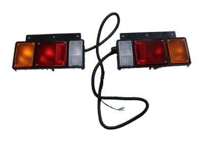 Isuzu NPR Tail Light Assembly-Like New $100.00